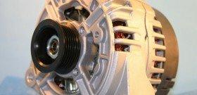 На фото - устройство асинхронного двигателя в автомобиле, astarter.ru