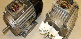 На фото - разные механические характеристики асинхронного двигателя, upload.wikimedia.org