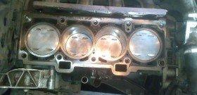Фото расположения цилиндров после регулировки клапанов двигателя, e-a.d-cd.net