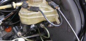 Фото главного тормозного цилиндра Mercedes, peachparts.com
