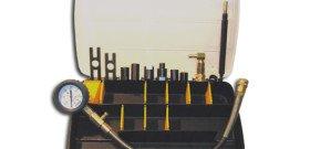 Фото комплекта для проверки компрессии дизельного двигателя, injector-service.tomsk.ru