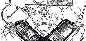 На фото - куда подключать компрессометр для дизельных двигателей, motorzlib.ru