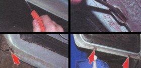 На фото - антикоррозийная обработка порогов автомобиля своими руками, lada-avtovaz.ru