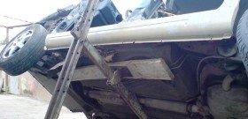 Фото антикоррозийной обработки порогов автомобиля своими руками, s61.radikal.ru