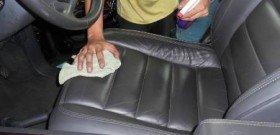 На фото - как помыть салон автомобиля легко, komfort-avto.com