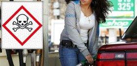 На фото - по правилам эксплуатации дизельных двигателей, заливайте только дизельное топливо, autoexpert.in.ua