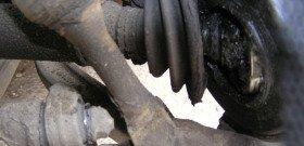 На фото - замена пыльника наружного шурса, passat-b5.ru