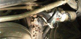 На фото - как проверить моторчик стеклоочистителя, ladaportal.com