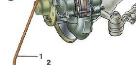 Фото ремонта вакуумного усилителя тормозов, v2106.ru