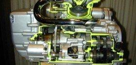 На фото - что называется рабочим циклом двигателя, forceful.ru