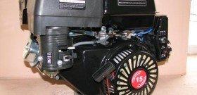 На фото - двигатель с рабочим циклом двухтактного карбюраторного двигателя, as-eng.biz
