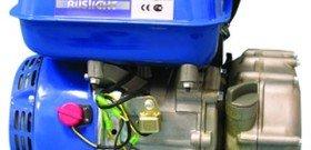Фото лодочного мотора с рабочим циклом двухтактного двигателя, парус.рф