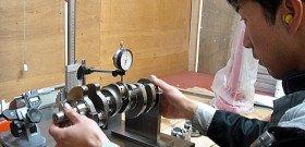 Фото подбора вкладышей коленвала, u-parts.com