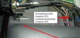Фото - как установить центральный замок, autosiga.ru