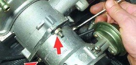 Фото про систему регулировки зажигания, automnl.com
