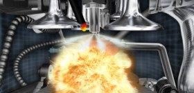 На фото - работа системы зажигания двигателя, kadochkindiesel.narod.ru