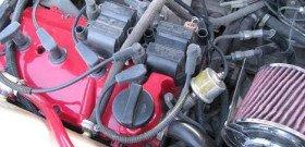 На фото - регулировка системы зажигания двигателя авто, autospeedcars.info