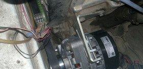На фото ликвидация свиста ремня генератора, auto.bezmani.ru