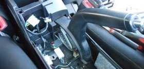 Фото регулировки стояночного тормоза, autopride.ru