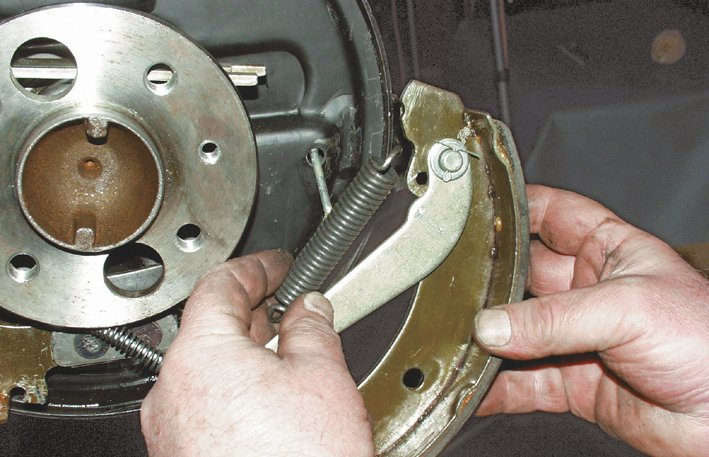 Установка задних дисковых тормозов на ВАЗ 2107 (ЗДТ)