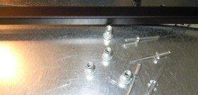 Фото нестандартной защиты номеров от кражи, ic.pics.livejournal.com