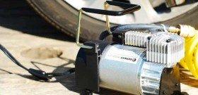 Фото компрессора для подкачки шин, esto.by