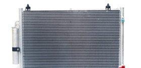 Фото автомобильного радиатора охлаждения, radymo.com