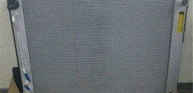 Фото автомобильного алюминиевого радиатора, radymo.com