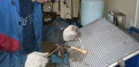 Фото ремонта автомобильного радиатора, seliger2010.com
