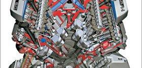 На фото - от чего зависит ресурс работы дизельного двигателя, arkan.people.zr.ru