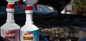 Фото средства для мытья двигателя автомобиля, bapartner.ru