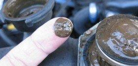 Фото - нужно средство для мытья двигателя автомобиля, лада2111.рф