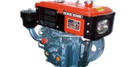 Фото одноцилиндрового четырехтактного двигателя, rudocs.exdat.com