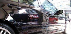 Фото после полировки кузова автомобиля жидким стеклом, carmanauto.ru