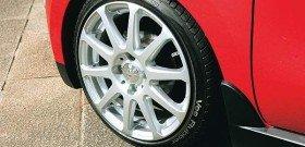 Фото давления в низкопрофильных шинах, gomelauto.com