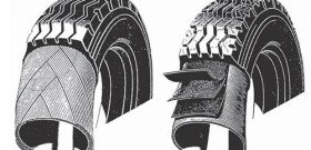 Фото конструкции радиальных шин, shinava.com