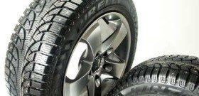 На фото - радиальные шины, shinava.com