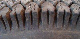 Фото протектора шины, pkp.ee