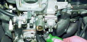 Фото промывки и ремонта карбюратора, autoprospect.ru