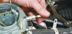 Фото ремонта карбюратора, exstrim-bog.ru