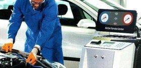 Фото ремонта кондиционеров авто, termomir.com
