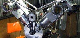 На фото - замена роторного двигателя, i54.fastpic.ru