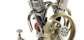Фото - капитальный ремонт роторного двигателя, dvice.com