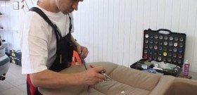Фото восстановления кожаных сидений авто, remont.autolviv.com.ua