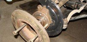 Фото - как снять ступицу заднего колеса, donatic.users.photofile.ru