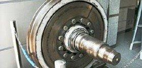 На фото ступица заднего колеса, upload.wikimedia.org