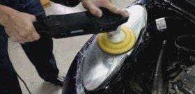 Фото полировки пластиковых фар своими руками, avtopub.com