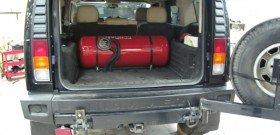 Фото установленного ГБО на автомобиль, autocardevice.net