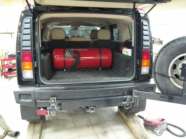 установка и газового оборудования авто на ремонт