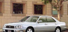 Фото заднеприводного автомобиля Nissan Gloria, autoorsha.com